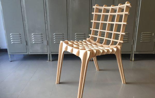 Parametrisk design & Fabrikkering
