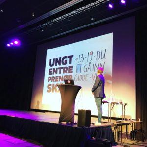 FabLab+Ungt Entreprenørskap