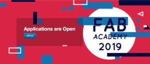 FabAcademy 2019