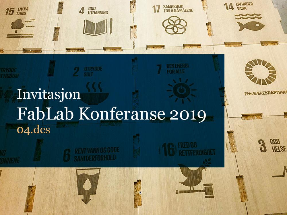 FabLab Konferanse 4.des