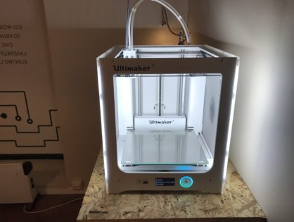 3D printer – Ultimaker 3+